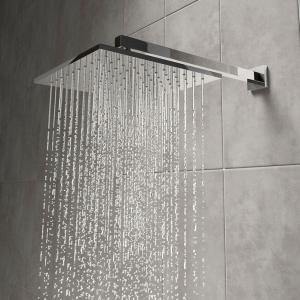 Shower head and mixers